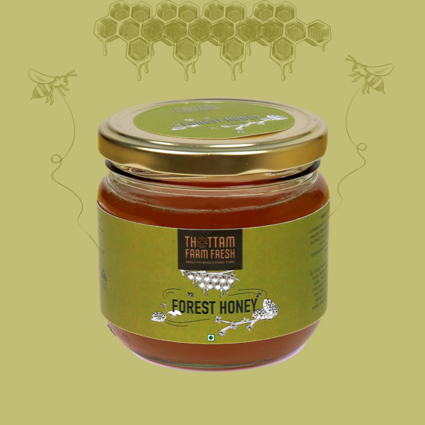 forest honey by thottam farm Fresh