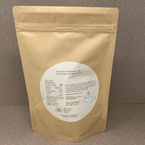 cashew back label
