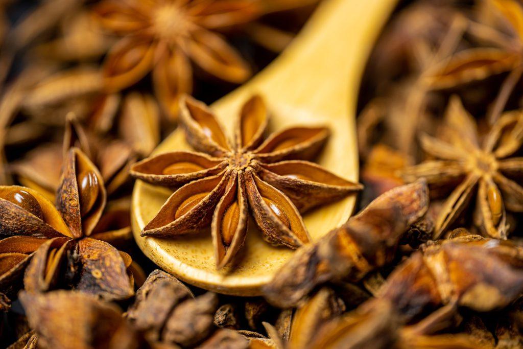 Star Anise Anasphal Spice