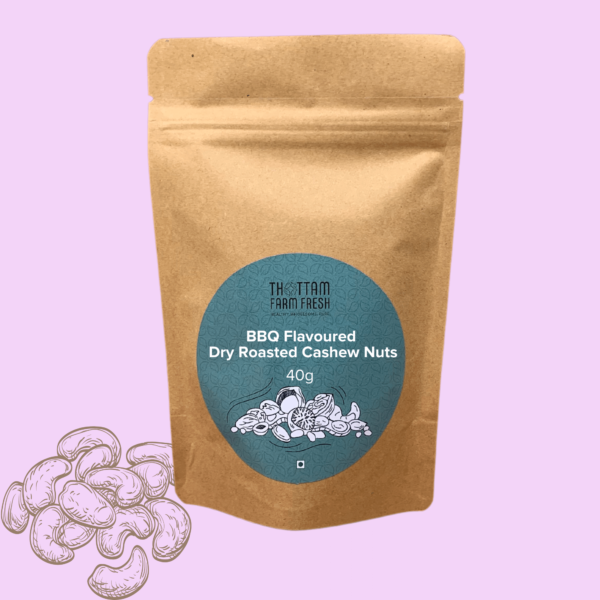 bbq flavoured cashew Nuts Pack