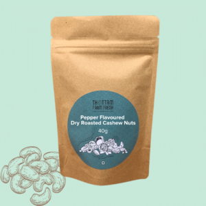 pepper flavoured cashew Nuts Pack